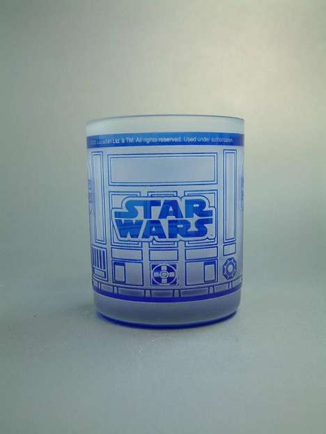 R2D2 10oz Glass