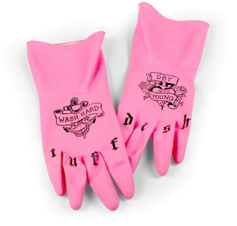 Tattoo Kitchen Gloves