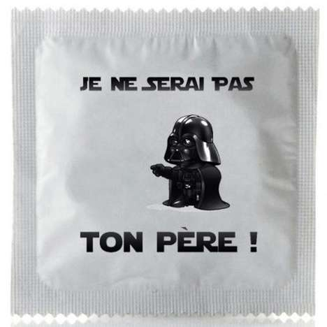 Darth Vader Condom