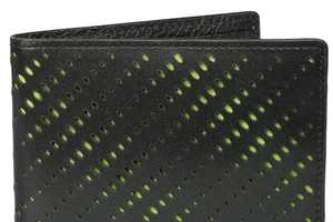 The Wallets by J.Fold are Manly and Stylish