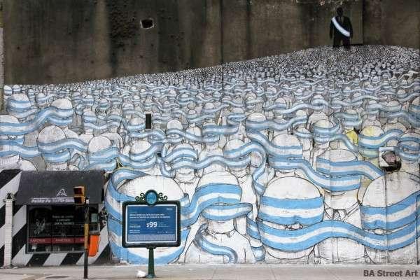 Blu's Buenos Aires Graffiti 2