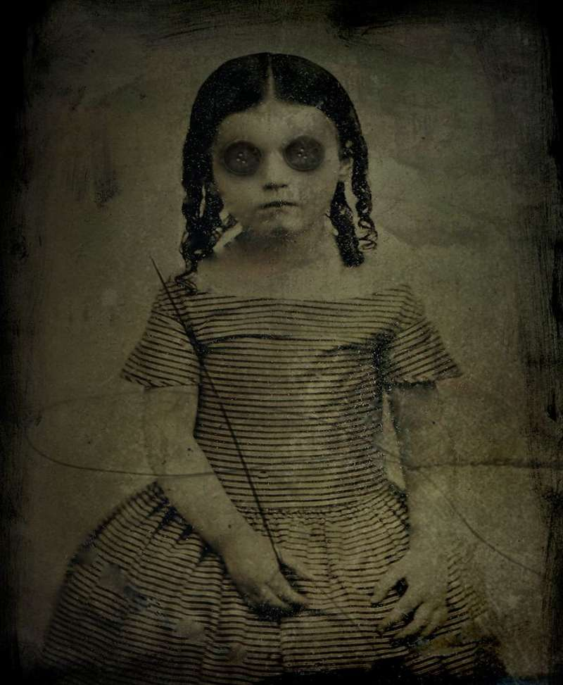 Spooky Haunted Images