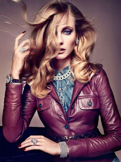 Vogue Joyas Spain December 2011
