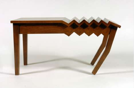 Crash Table by Judson Beaumont