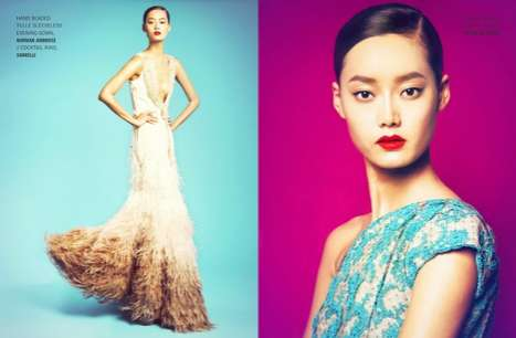 Lily Zhi for Kenton Magazine December 2011
