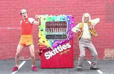 The Skittles Boombox Advert is Bursting With Joy and Color