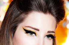 Bold Eye Beauty Shoots
