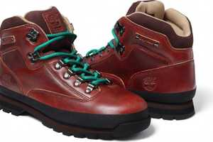 The Supreme x Timberland Euro Hiker Boot Holds Up Under all Terrain
