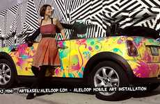 Mini Cooper Artwork