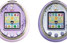 Nostalgic Virtual Pets - The Tamagotchi 15th Anniversary Edition is a Twist on an Old Favorite