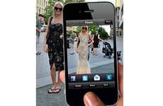 Augmented Reality Crystallization - Swarovski 'Let It Sparkle' Campaign Hits Rodeo Drive