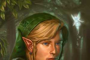 Dudu Torres Paints Lifelike Characters From 'Legend of Zelda'