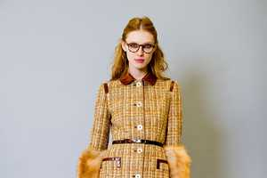 Carolina Herrera Pre-Fall 2012 Collection is a Nod to Retro Glamor