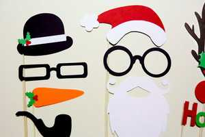 'Party Goodies' Christmas Disguises Help you Leave the Party Incognito