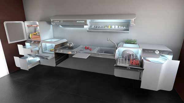 Liberty Project Kitchen Concept