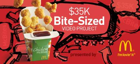Crowdsourced Fast Food Films - McDonald