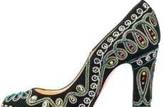 Intricate Imaginative Stilettos
