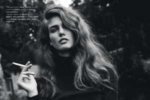 The Kendra Spears by Benny Horne for Exit F/W 2011 Shoot is Hot
