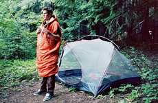 Suit-Up Sleeping Bags