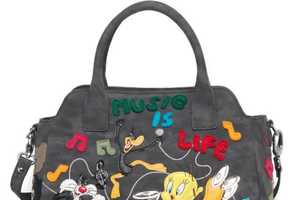 Braccialini Looney Tunes and Cartoline Collections are Vibrant & Fun