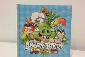 Angry Birds Cookbook Brings Meals Inspired by the Game