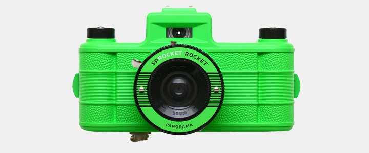 Updated Analogue Cameras