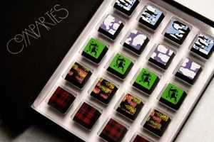 Make Your Yule Cool with Festive Treats From 'Compartes Chocolatier'