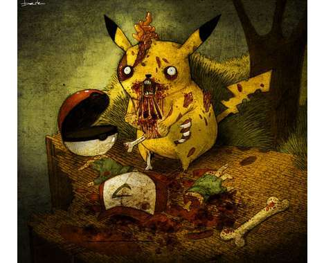 Pikachu Finds