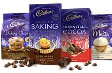 Creamy Confectionary Supplies - The Cadbury Baking Chocolate Packaging is Victorian