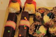 Epic Meal Time Crafts Sickly Sweet Candy Sushi
