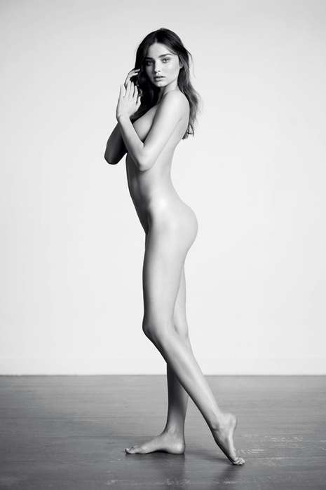 Miranda Kerr by Willy Vanderperre for Industrie #4