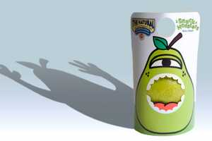 Snack Monsters Packaging Chows Down on its Healthy Contents
