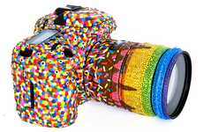 Candy-Coated Cameras - The Sprinkles 7D by PJ Linden Looks as Good as the Photos it Takes