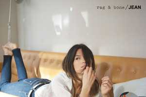 The Hanneli Mustap 'Rag & Bone Jean DIY' Shoot is Carefree and Cute
