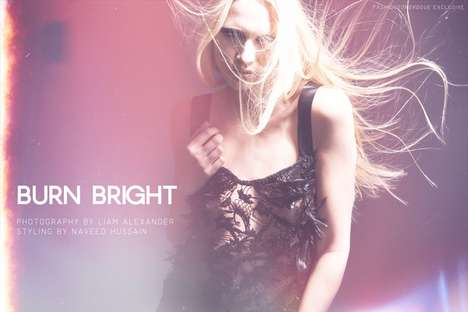 Fashion Gone Rogue Burn Bright