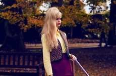 Retro Park Photography - The Frida Aasen Numero Editorial Channels Brigitte Bardot's Look