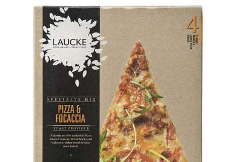 Laucke Flour Packaging