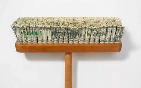 Dollar Broom by Mark Wagner