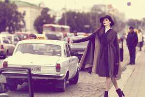 The Welcome to Ekaterinburg! Shoot by Igor Oussenko Stars Olga Khodko