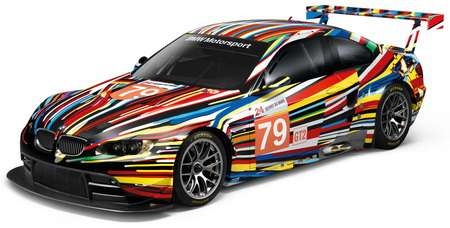 BMW M3 GT2 Miniature