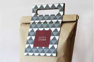 Qubic Concept Packaging Conforms to Purchases of Every Size