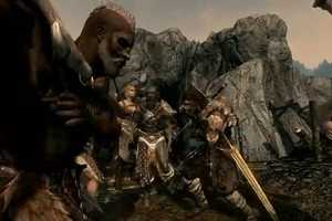 The Skyrim Dance Mod Lets Players Bust a Move with Avatars