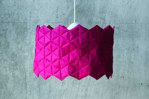Lampa by Niebo.Design is an Upholstered Electrical Fixture