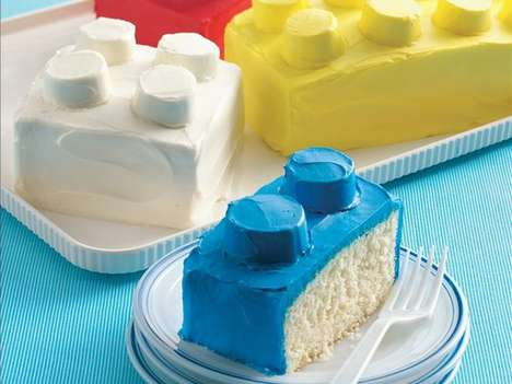 Betty Crocker Building Block Cake