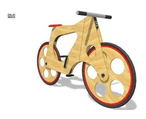terrific timber two-wheelers