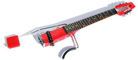 Ministar travel guitar