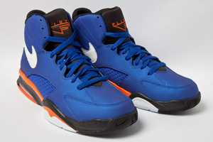 Nike Air Flight Maestro Plus 'Knicks' Wears NYC B-Ball Colors Proudly