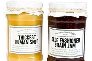 30 Clever Condiment Packages - From Cute Nudist Branding to Whisky-Infused Syrups