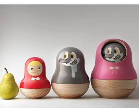 Russian Doll Innovations