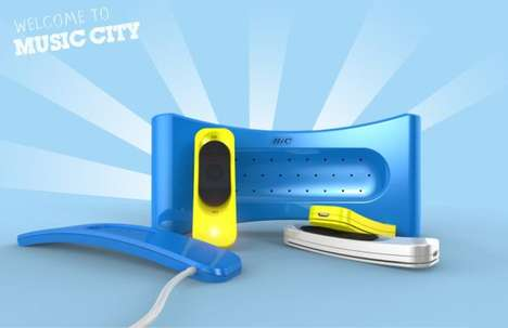BIC Music City MP3